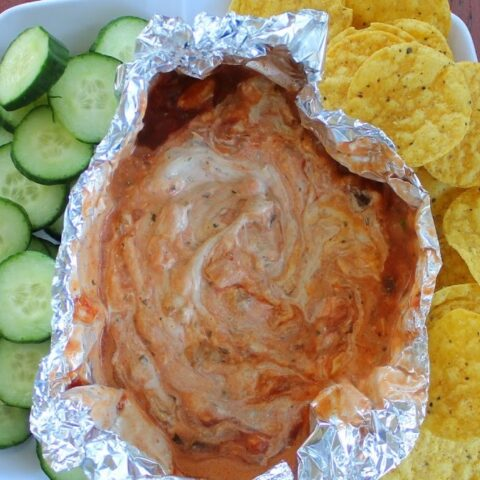 Cheesy Campfire Dip Recipe