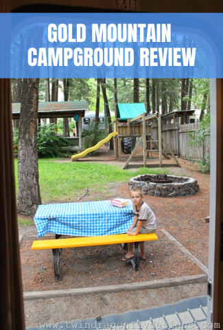 Gold Mountain Campground Review