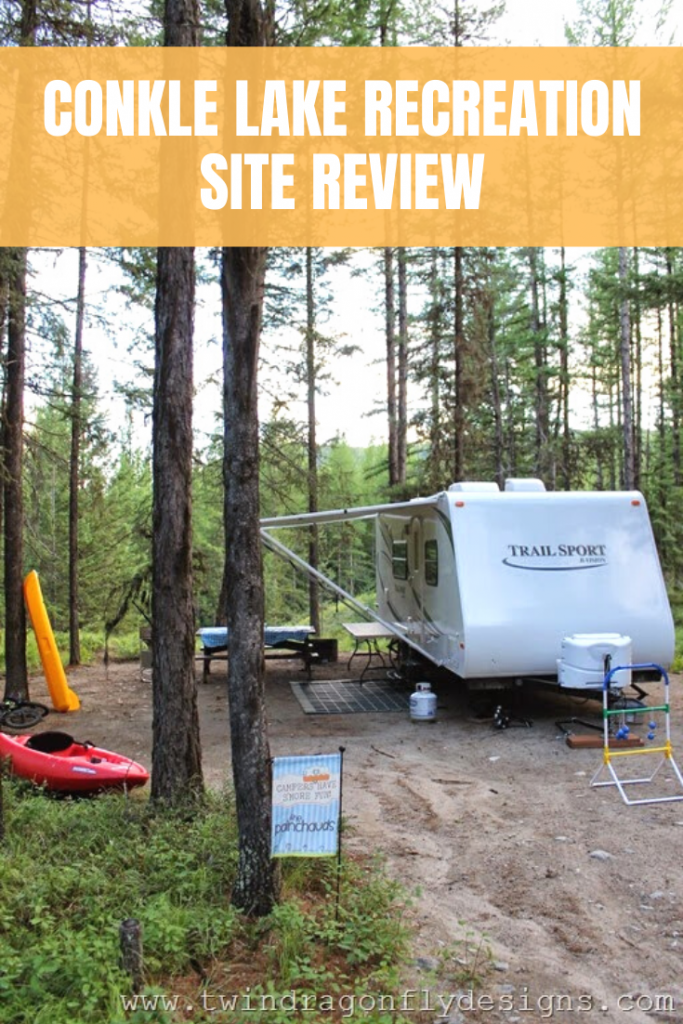 Conkle Lake Recreation Site Review