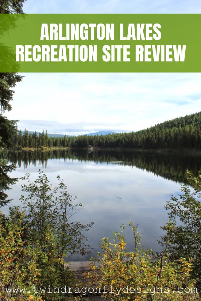 Arlington Lakes Recreation Site Review