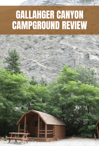 Gallagher Canyon Campground Review