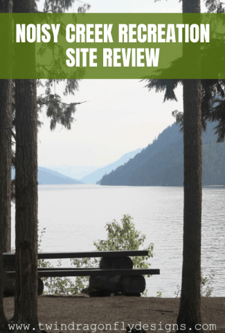 Noisy Creek Recreation Site Review
