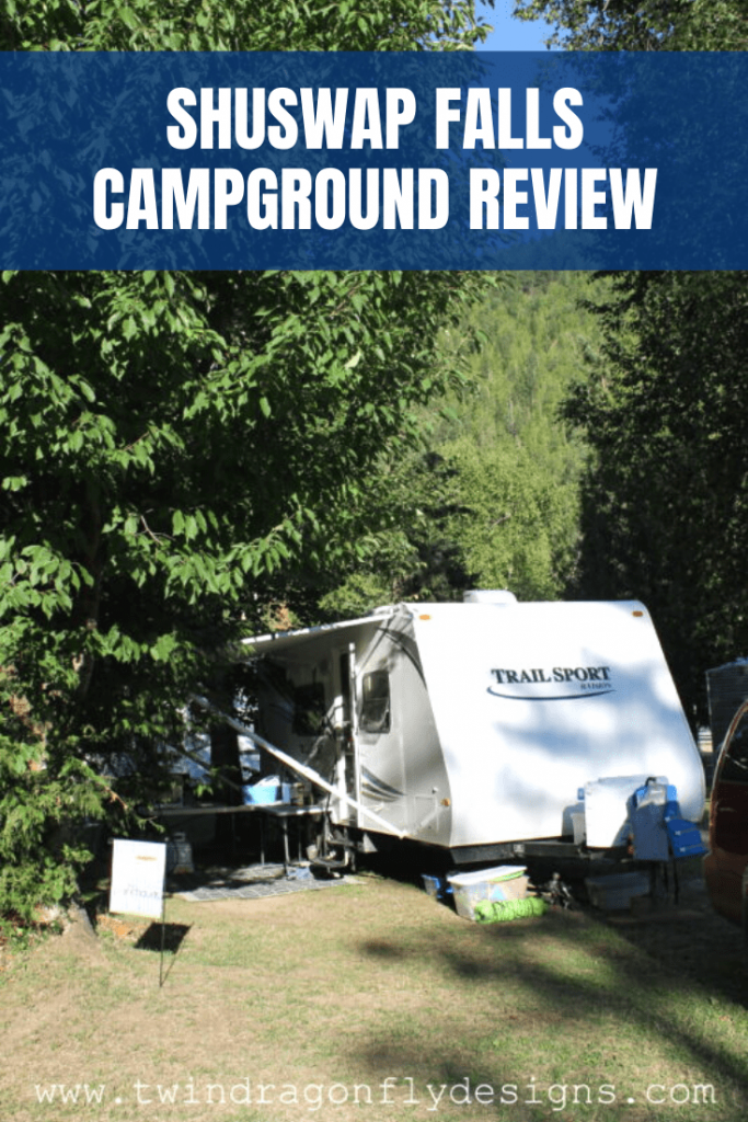 Shuswap Falls Campground Review
