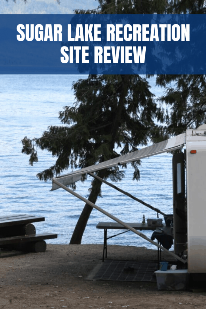 Sugar Lake Recreation Site Review