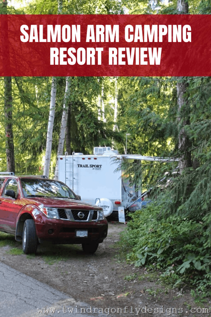 Salmon Arm Camping Resort Review