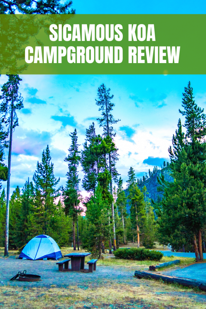 Sicamous KOA Campground Review