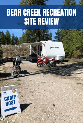 Bear Creek Recreation Site Review
