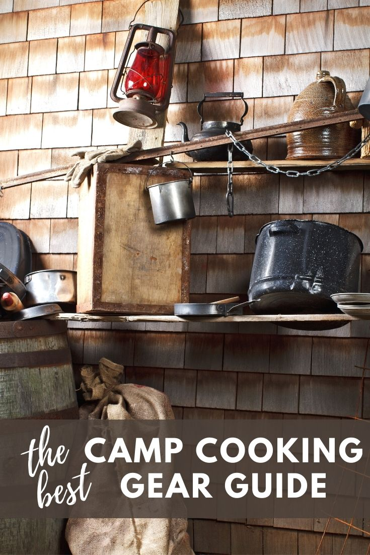 The Best Camp Cooking Gear Guide