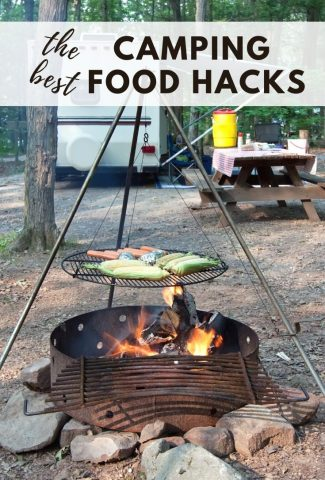 The Best Camping Food Hacks
