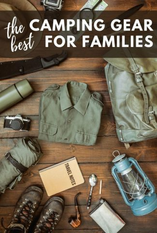 The Best Camping Gear for Families