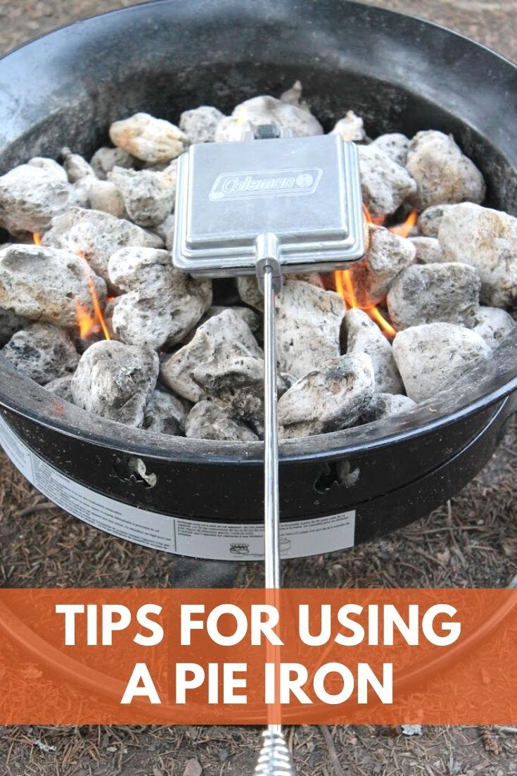 Tips For Using a Pie Iron