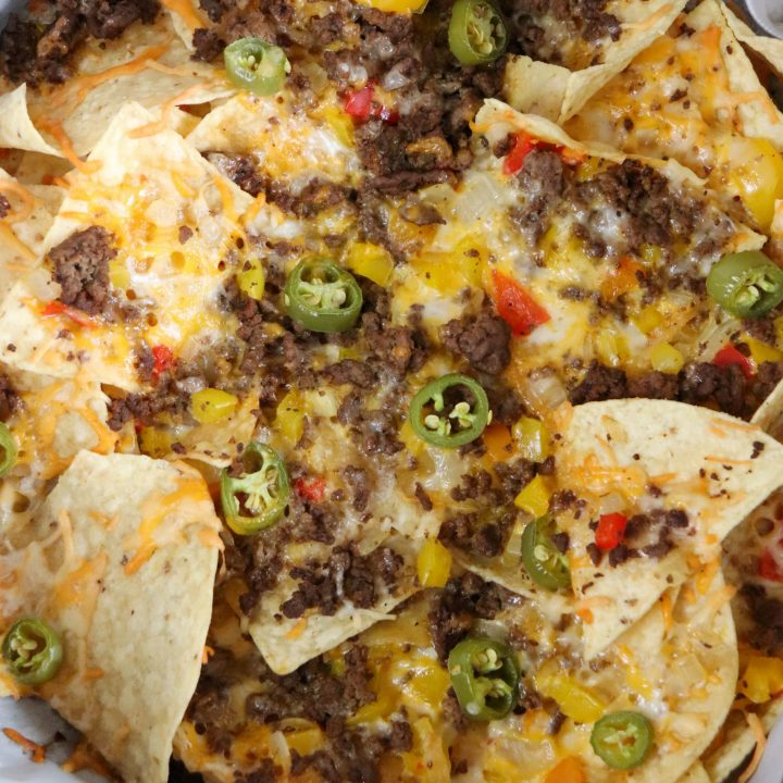 Campfire Dutch Oven Nacho Recipe