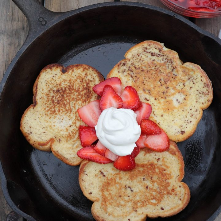 The Best Skillet French Toast Recipe