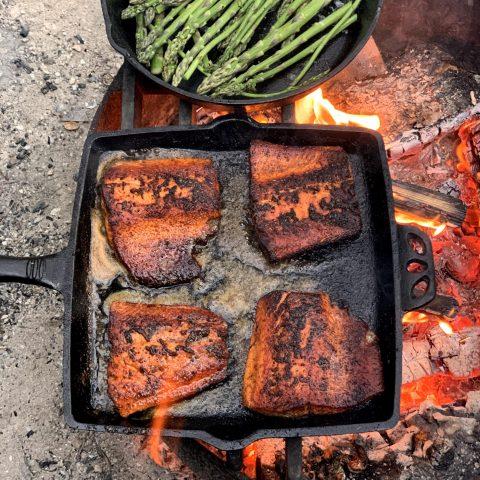 Blackened Salmon Recipe