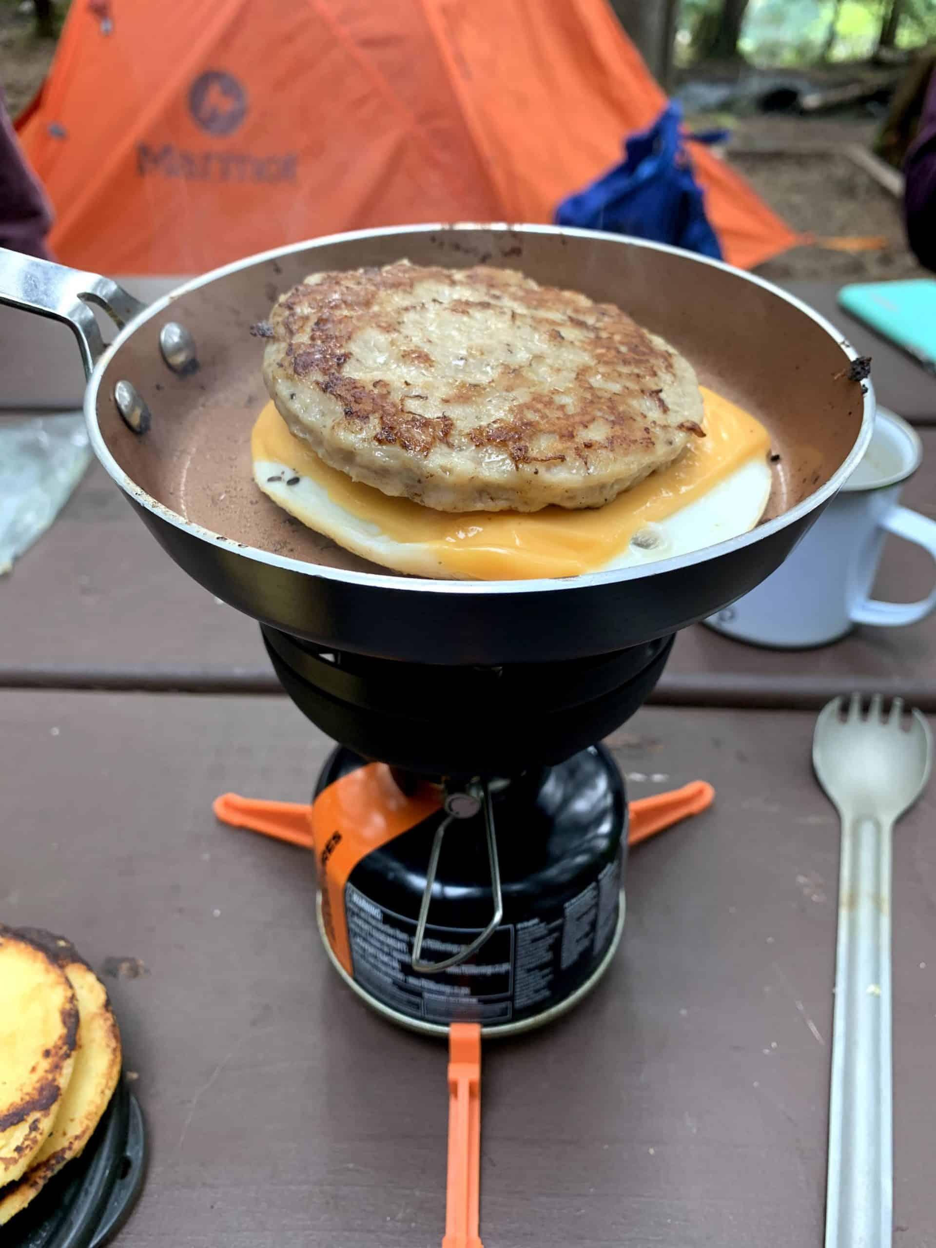 Backpacking Bagel Recipe